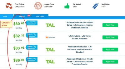 Compare Life Insurance Quotes Anywhere in Australia